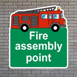 Fire Engine Assembly Point