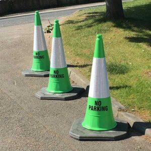 green-cone
