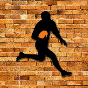 rugby wall