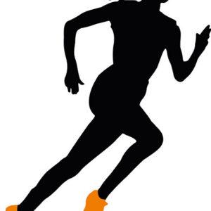 Runner Silhouette alternate image