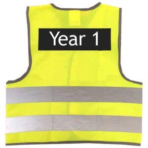 Children's Playground Vests