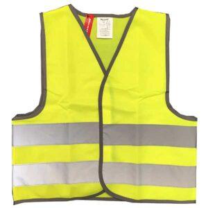Children's Coloured Year Playground Vests alternate image