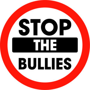 Stop The Bullies Sign alternate image