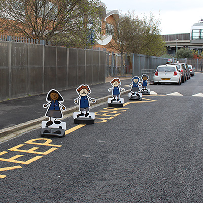 SCHOOL ROAD SAFETY SIGNS