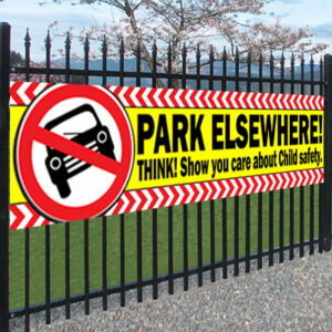 Child safety Park Elsewhere