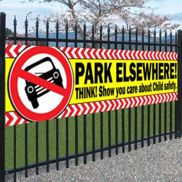 Child safety Park Elsewhere