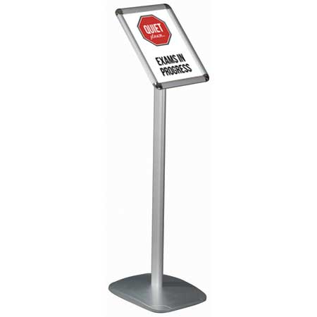 Message Poster Free Standing Board