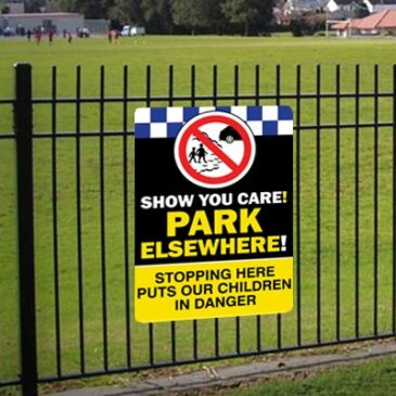 show you care park elsewhere pic