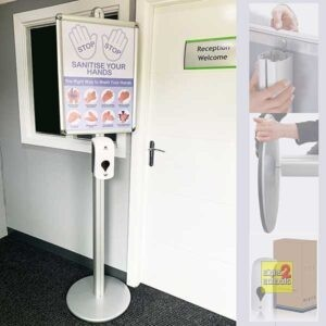 Hand Sanitising Unit