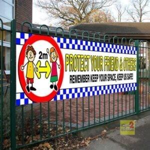 School Covid19 Banner