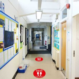 corridor-sticker