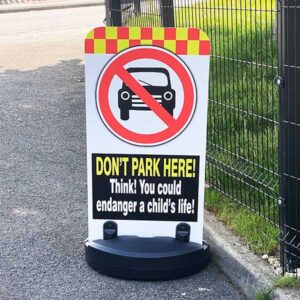 dont-park-here