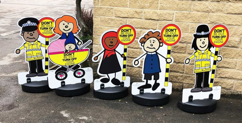 Road Safety Kiddie Cut Outs