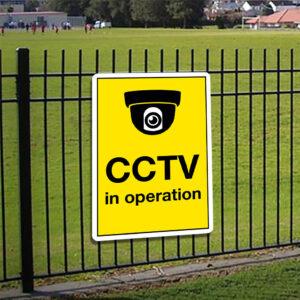 CCTV in Operation Sign alternate image