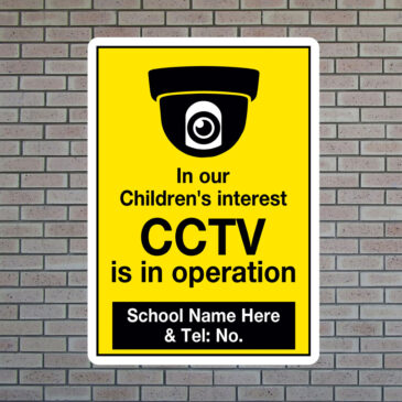 In Our Children's Interest CCTV in Operation Sign