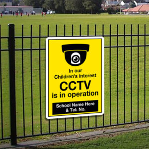 In Our Children's Interest CCTV in Operation Sign alternate image