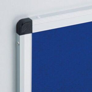 Aluminium framed felt noticeboards alternate image