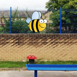 bumble-bee-fun-character-aluminium-wall-fence-sign-how-would-you-like-to-fit-the-sign-large-version-flat-panel-for-wall-fixing-152-p