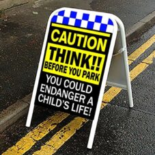 Pavement Safety Signs