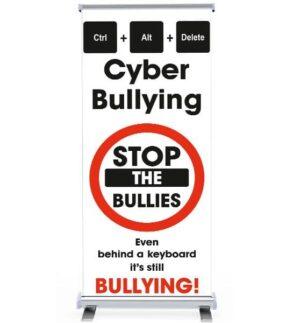 Ctrl Alt Del Bullying Pull Up Banners alternate image