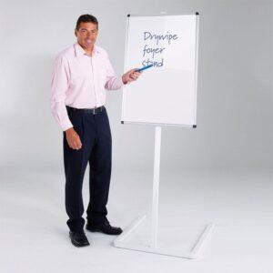 Practical Drywipe Foyer Noticeboards