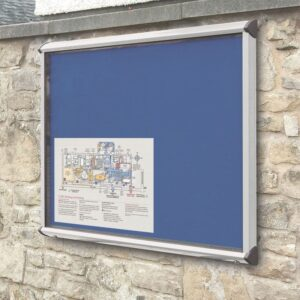 Exterior Postercase / Information message display alternate image