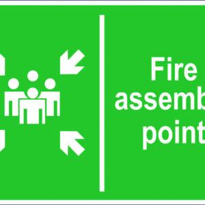 Fire Assembly Point alternate image