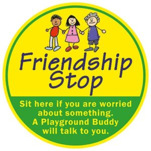 Friendship Stop - A Playground Buddy will Talk to You alternate image