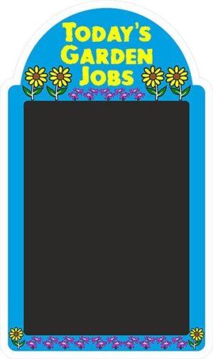 Garden Jobs Chalkboard alternate image