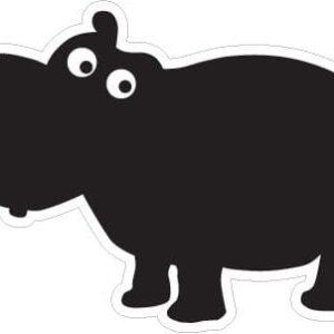 Hippo Chalkboard alternate image