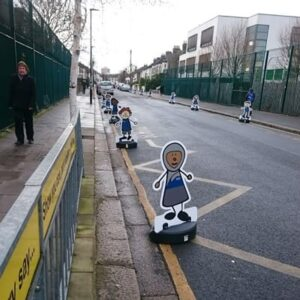children school road safety