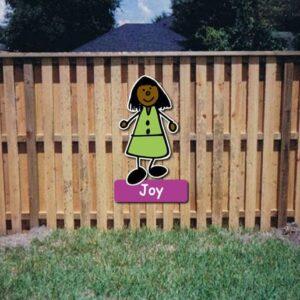 Joy Core Value Kiddie Sign