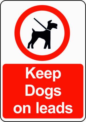 Keep Dogs on Leads alternate image