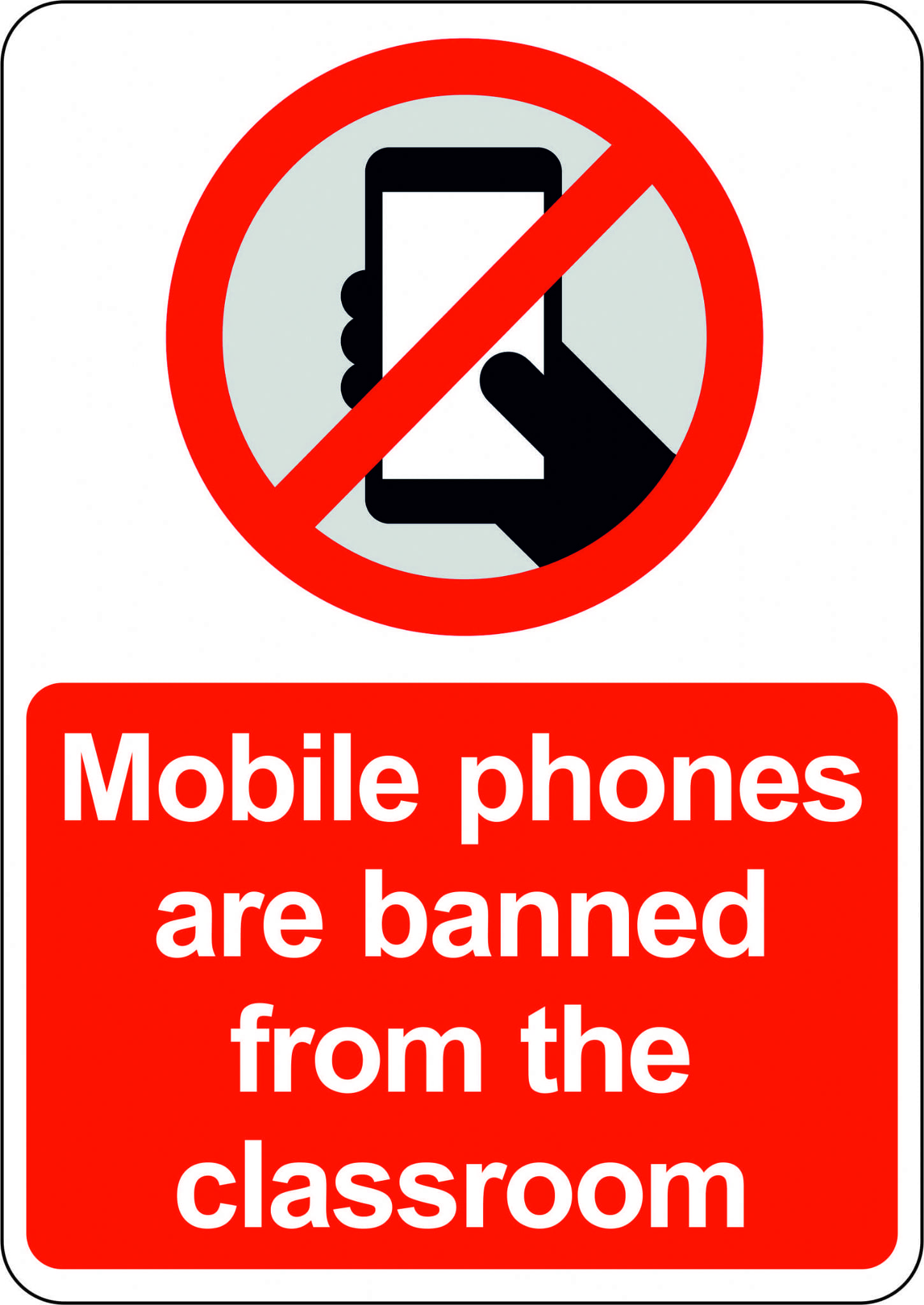 should mobile phone be banned in public places Mobile phones have become an integral part of our lives but they become a nuisance when they are used in public places just like smoking is banned in public places, some people feel that mobile phones too should be banned.