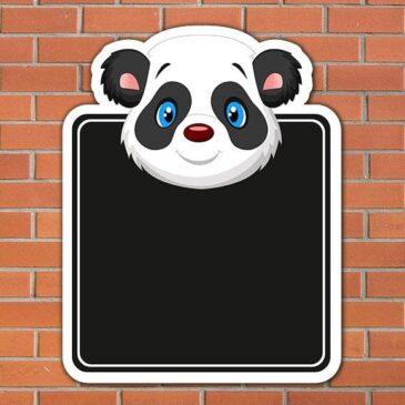 panda-topped-chalkboard-size-915mm-x-713mm-5mm-pvc-wall-fixing-2804-p
