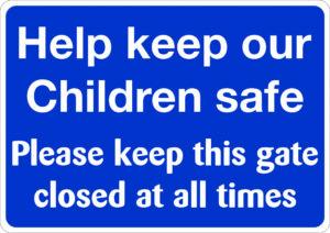 Please close the Gates alternate image