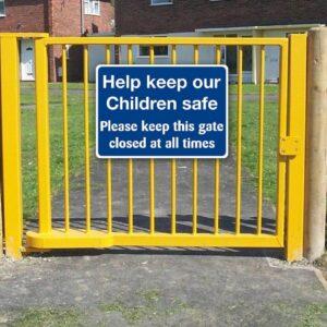 Please close the Gates