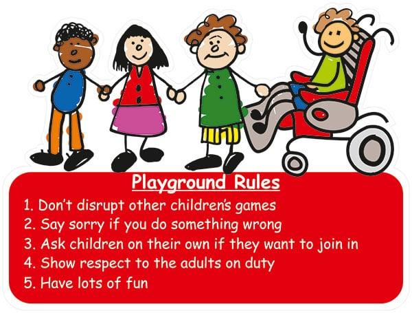 Playground Rules