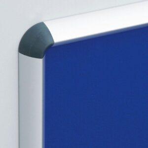 Shield Resist-a-frame Multi-banked noticeboards alternate image