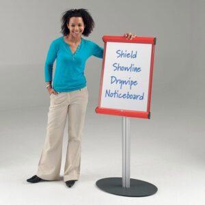 Showline Freestanding Whiteboards