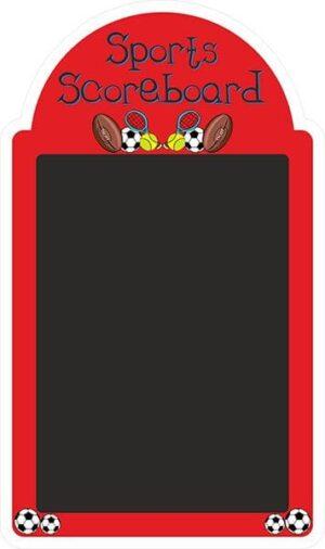 Sports Score Chalkboard alternate image
