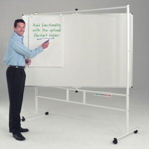 Write-angle revolving whiteboards alternate image